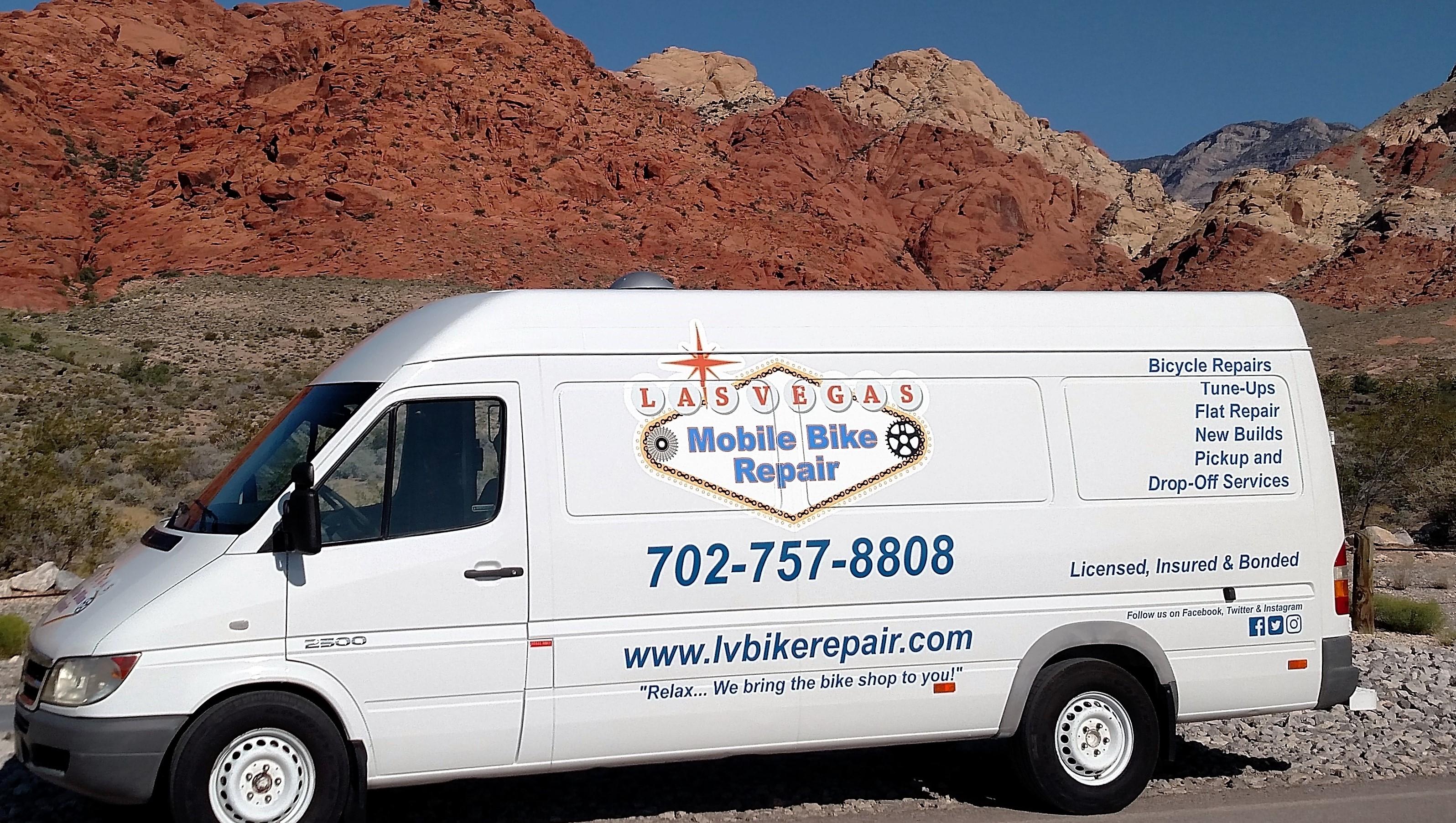 Las Vegas Mobile Bike Repair in Las Vegas, Nevada